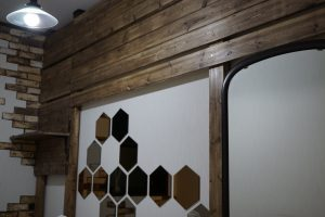 ディアウォールで木壁