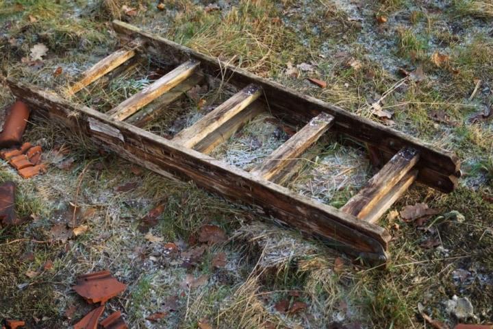 木製のはしごと脚立がインテリアに合う5個の理由と部屋別コーデ