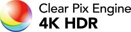 クリスピアエンジン4K HDR