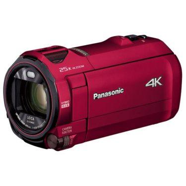 2018パナソニックの人気おすすめビデオカメラを各モデルを比較と選び方