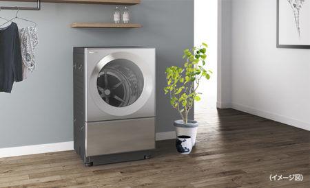 キューブルはとにかくおしゃれな洗濯機