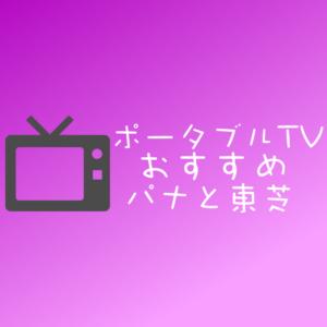 人気ポータブルテレビのおすすめパナソニック、東芝を比較と選び方