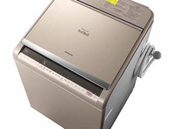 人気おすすめ洗濯機メーカー日立の縦型とドラム式の特徴と口コミと評価