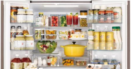 日立の冷蔵庫は高さが低く使いやすい