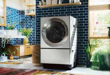 新型キューブル2019パナソニックのドラム式洗濯機価格と口コミと評価