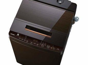【大容量12kg】縦型洗濯機おすすめを比較2018パナ、日立、東芝