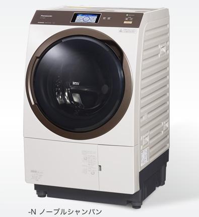 敵なしの最強のドラム式洗濯機パナソニックNA-VX9900が半端ない!