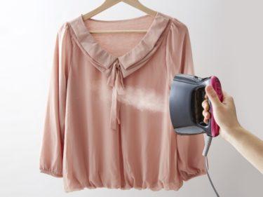 衣類スチーマーおすすめランキング人気メーカー比較と口コミと選び方