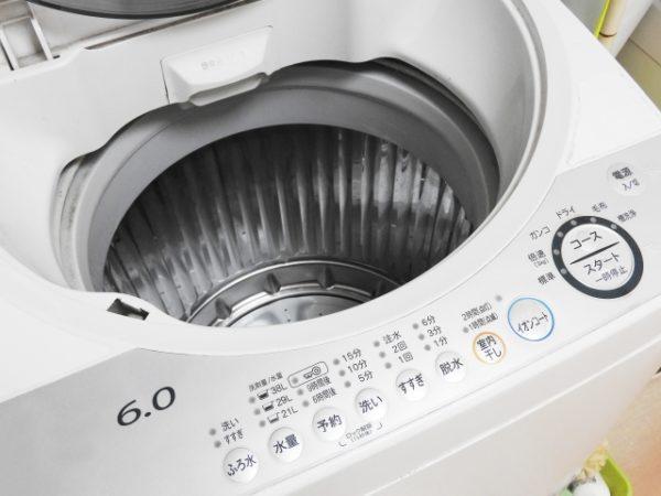 洗濯機のインバーターとは?違い気になる電気代と水道代を詳しく解説