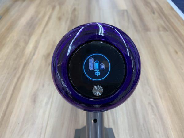 ダイソンV11 カラー液晶ディスプレイ