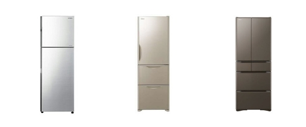 冷蔵庫 ドアの数