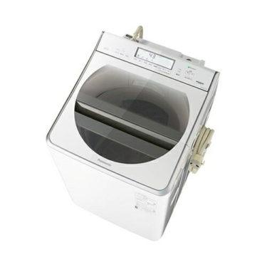 パナソニックNA-FA120V2大容量で全自動洗濯機で唯一の温水洗浄つき